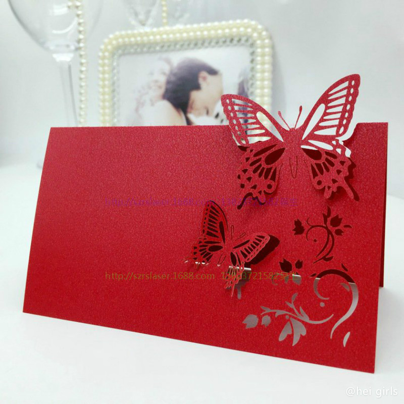 Aliexpress buy zljq 100 piece wedding invitation laser aliexpress buy zljq 100 piece wedding invitation laser cutting romantic wedding decorations party invitation letter wedding supplies 7d from reliable stopboris Choice Image