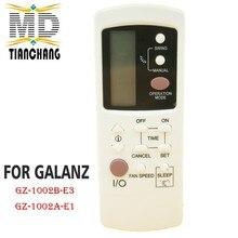 цена на (4Pcs/ lot) Wholesale New For Galanz Air Conditioner Remote Control GZ-1002B-E3 Compatible with GZ-1002A-E1 GZ-1002B-E1