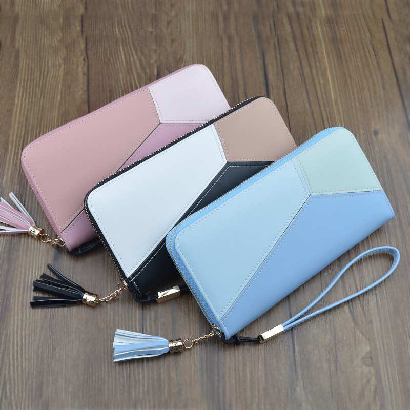 2018 PU Women Wallet Best Design High Quality Fashion Wallet Female Girls Phone Pocket Purse Card Holder Long Clutch Coin Purse high quality wallet pu fashion design large capacity men purses card holder coin pocket for man