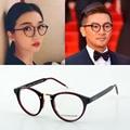 2017 Brandy TB008 thom browne Óculos eyewear Frame Ótico Armações de óculos Retro Moda Óculos de Computador Oculos de grau