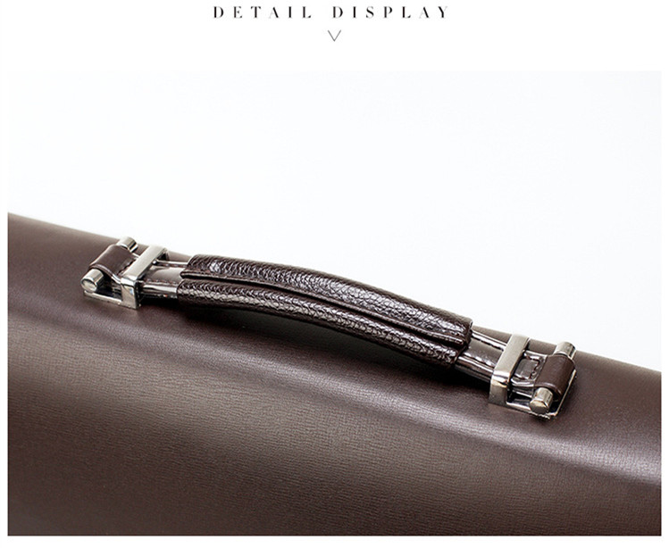 HTB19Rl SCzqK1RjSZFHq6z3CpXav Famous Brand Business Men Briefcase Leather Laptop Handbag Casual Man Bag For Lawyer Shoulder Bag Male Office Tote Messenger Bag