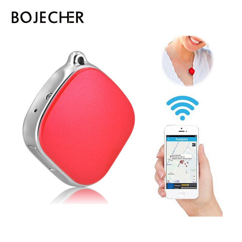 цена Mini Micro GPS Tracker Locator A9 For Kids Children Tracking Device GPS + LBS + Wifi long Standby SOS Alarm Voice Monitoring