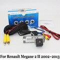 Автомобильная Камера Заднего вида Для Renault Megane 2 II 2002 ~ 2013/Проводной или Беспроводной CCD Ночного Видения Доказательство Воды/Широкоугольный Объектив Камеры