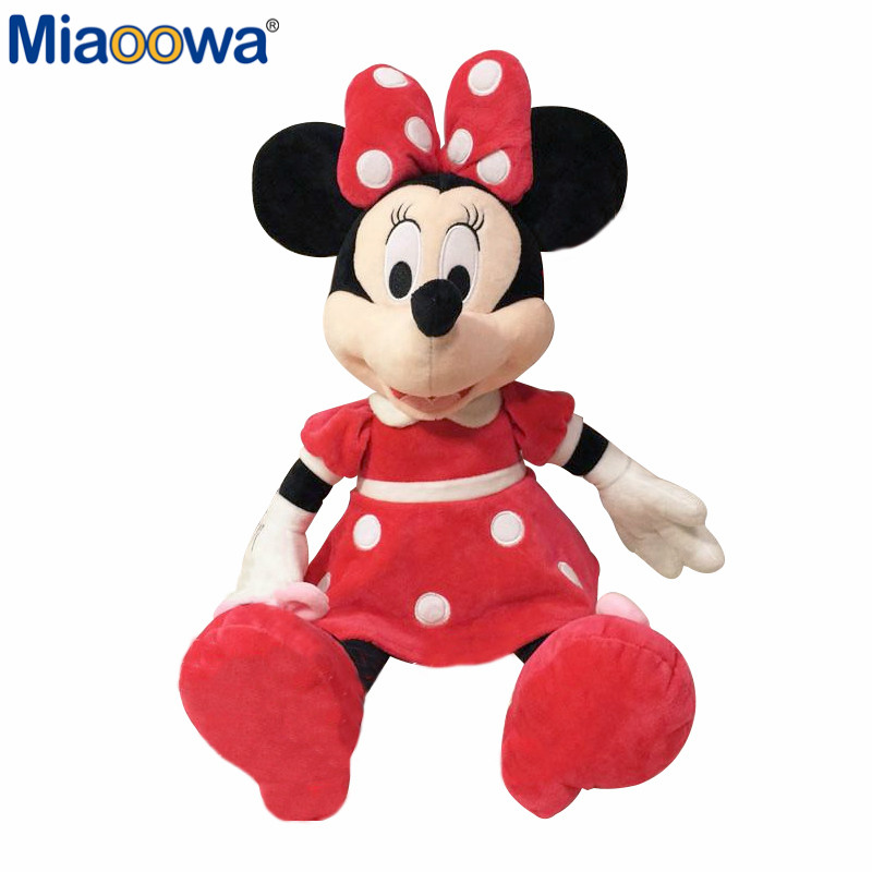 Mickey&Minnie Mouse High Quality Plush Stuffed Toy  2