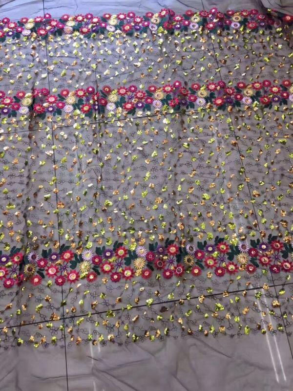 sequin მაქმანი ქსოვილი 2018 - ხელოვნება, რეწვა და კერვა