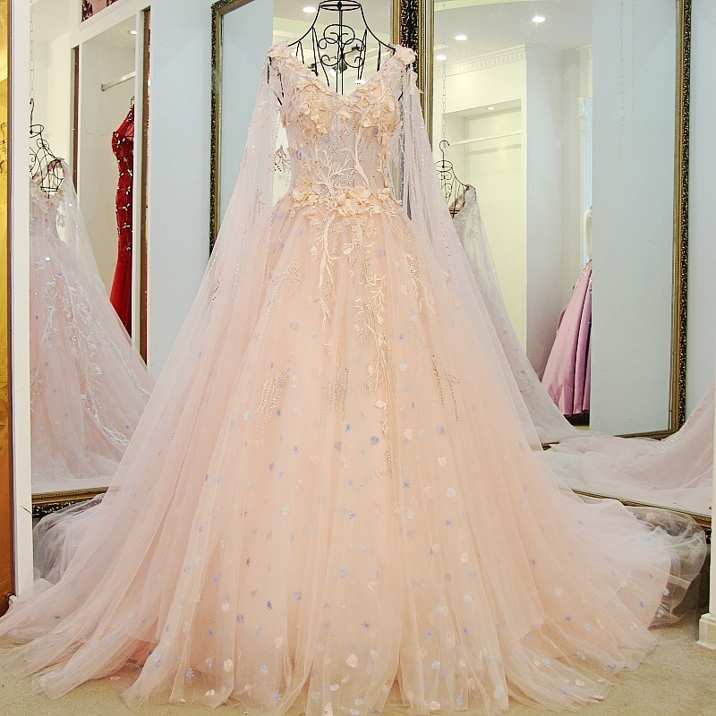 2018 Vestido De Noiva Neue Stil Luxus Braut Zug Hochzeit Kleid Weiß Perlen Kristall Tüll Sexy Ärmellose Hochzeit Kleid