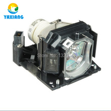 Original projector lamp bulb DT01191 with housing for Hitachi CP-X2021 CP-X2521 CP-X3021WN, 120 days warranty