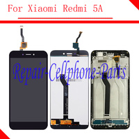 Full LCD Display Touch Screen Digitizer Assembly With Frame Replacement Parts For Xiaomi Redmi 5A