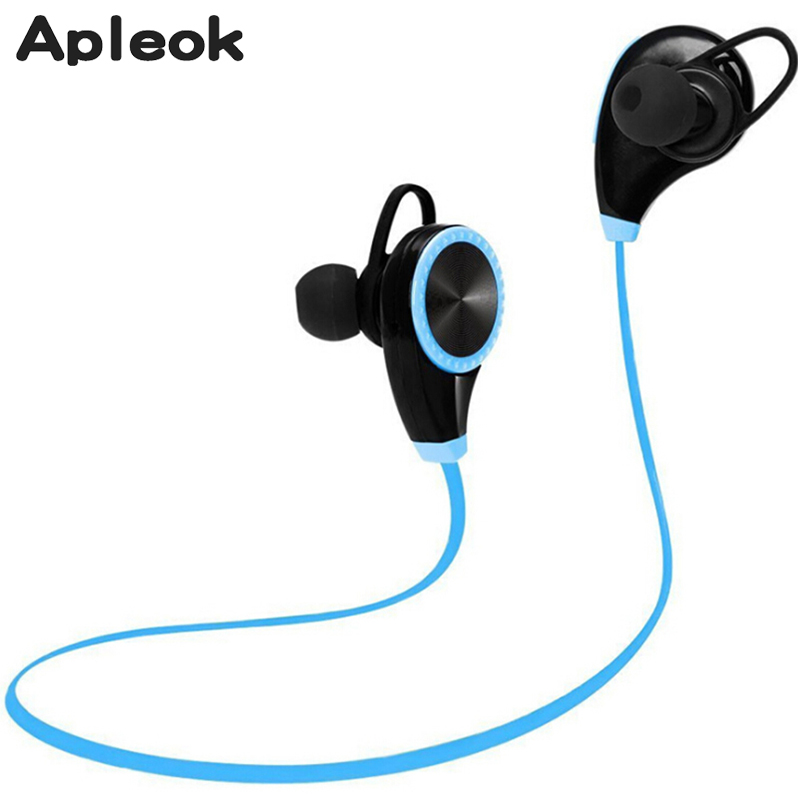 Portable Bluetooth Earphone Waterproof Wireless Headset Mini In-Ear Sport Stereo Music Sweatproof Earbuds For iPhone 7 6s Xiaomi 6 colors mini wireless bluetooth v4 0 earphone q3 in ear stereo voice control earphone call music