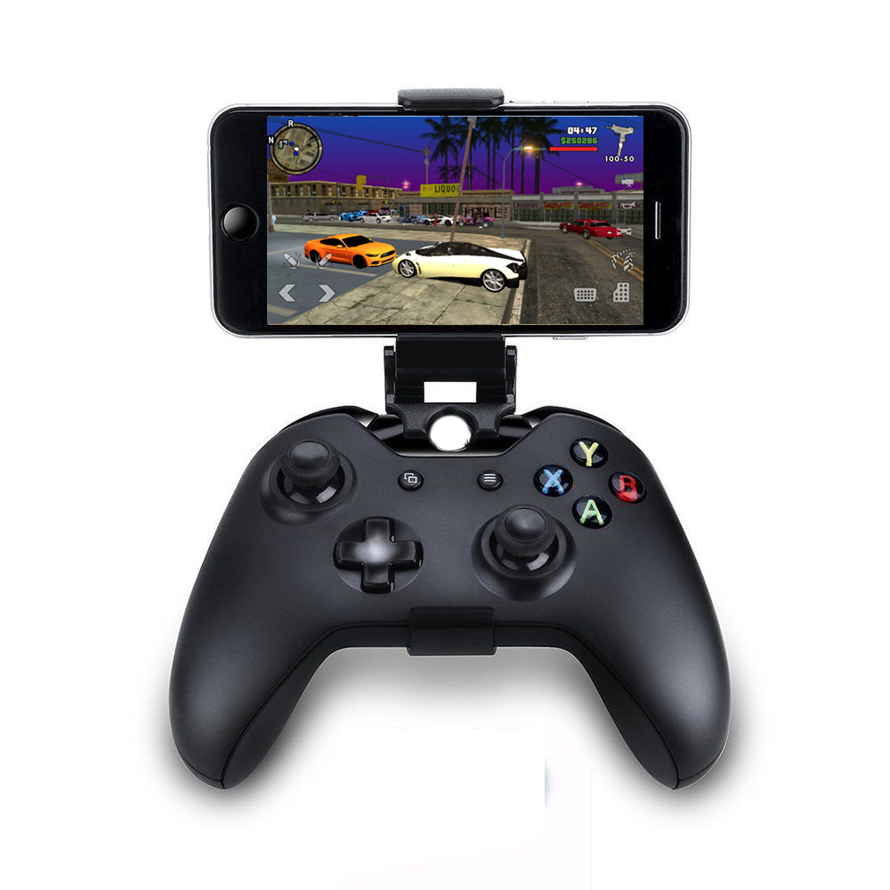 Phone Holder For Xbox ONE Slim Gamepad Stands Support Xiaomi Iphone X 6 7 8 Plus Holder