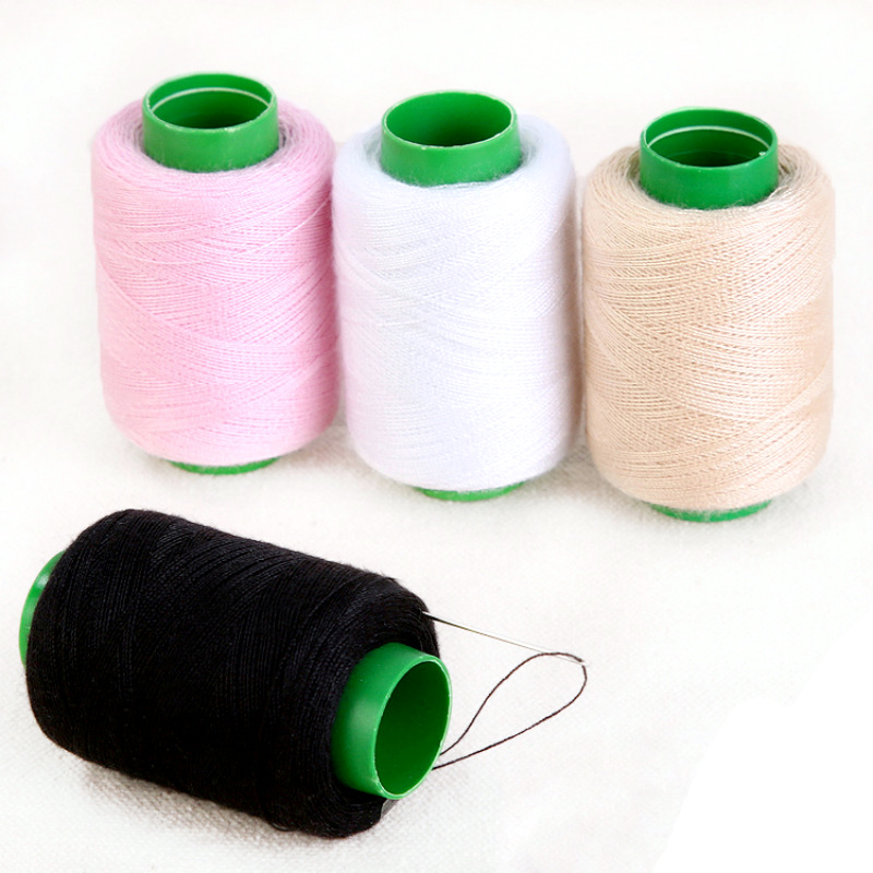 Sewing threads Machine Embroidery Thread Polyester Craft Patch Steering-wheel Supplies High Tenacity thread