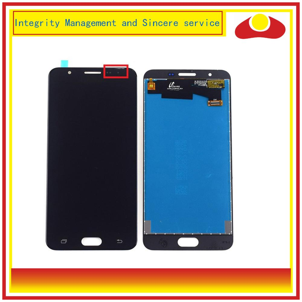 Image 3 - 50Pcs/lot For Samsung Galaxy J7 Prime G610 G610F On7 2016 G6100 LCD Display With Touch Screen Digitizer Panel Pantalla Complete-in Mobile Phone LCD Screens from Cellphones & Telecommunications