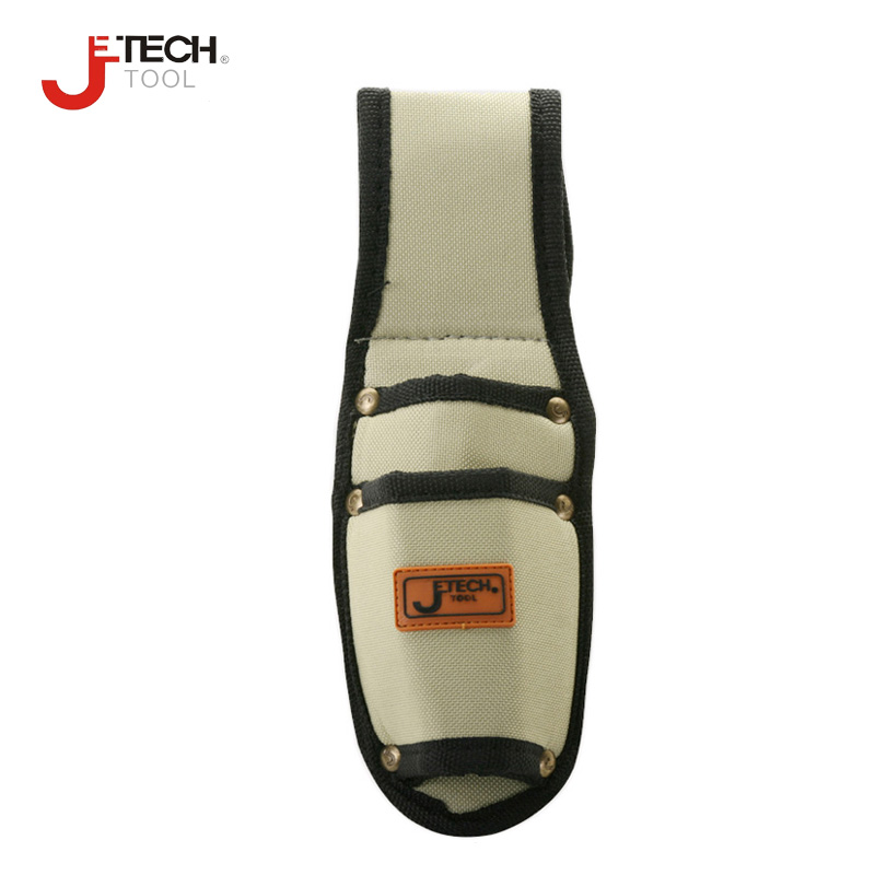 جتک ضد آب با دوام اندازه کوچک و دو قطعه ابزار جیب دارنده کیسه نگهدارنده کیسه برقی پیچ گوشتی جیب دور کمر