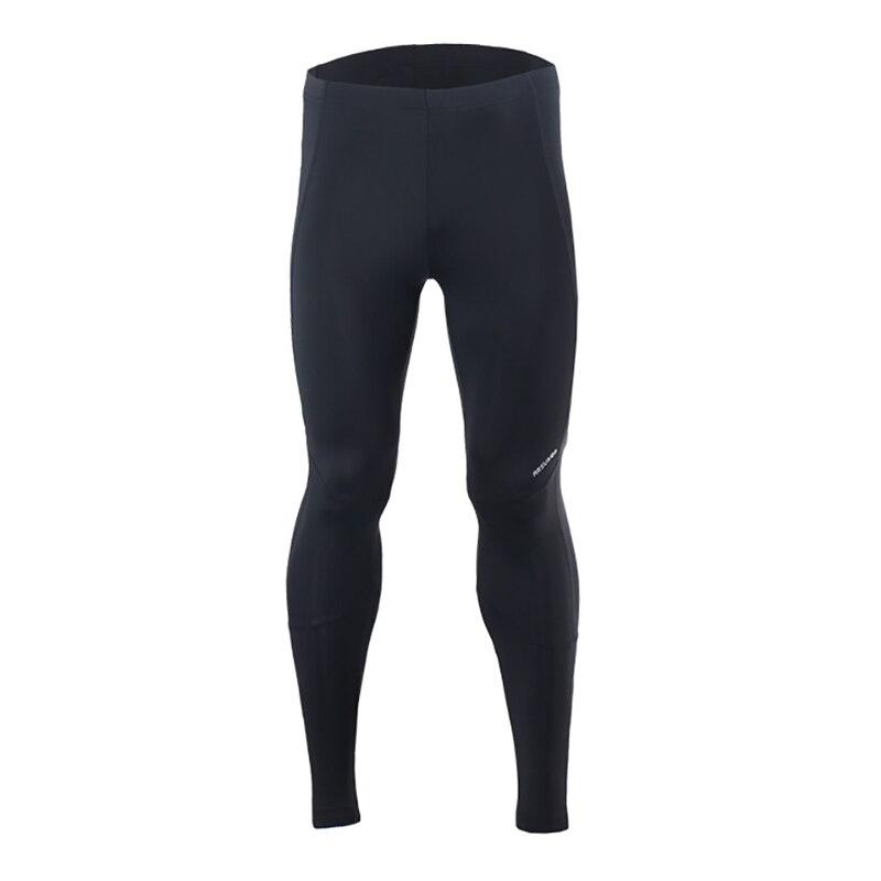 Mens Cycling Pants Bicycle Bike Cycling Tights Riding Long Reflective Trousers Breathable M-3XL Nylon + Spandex