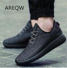 Men Casual Shoes Couple Flats Shoes Walking Lightweight Comfortable Breathable Men tenis feminino zapatos No logo
