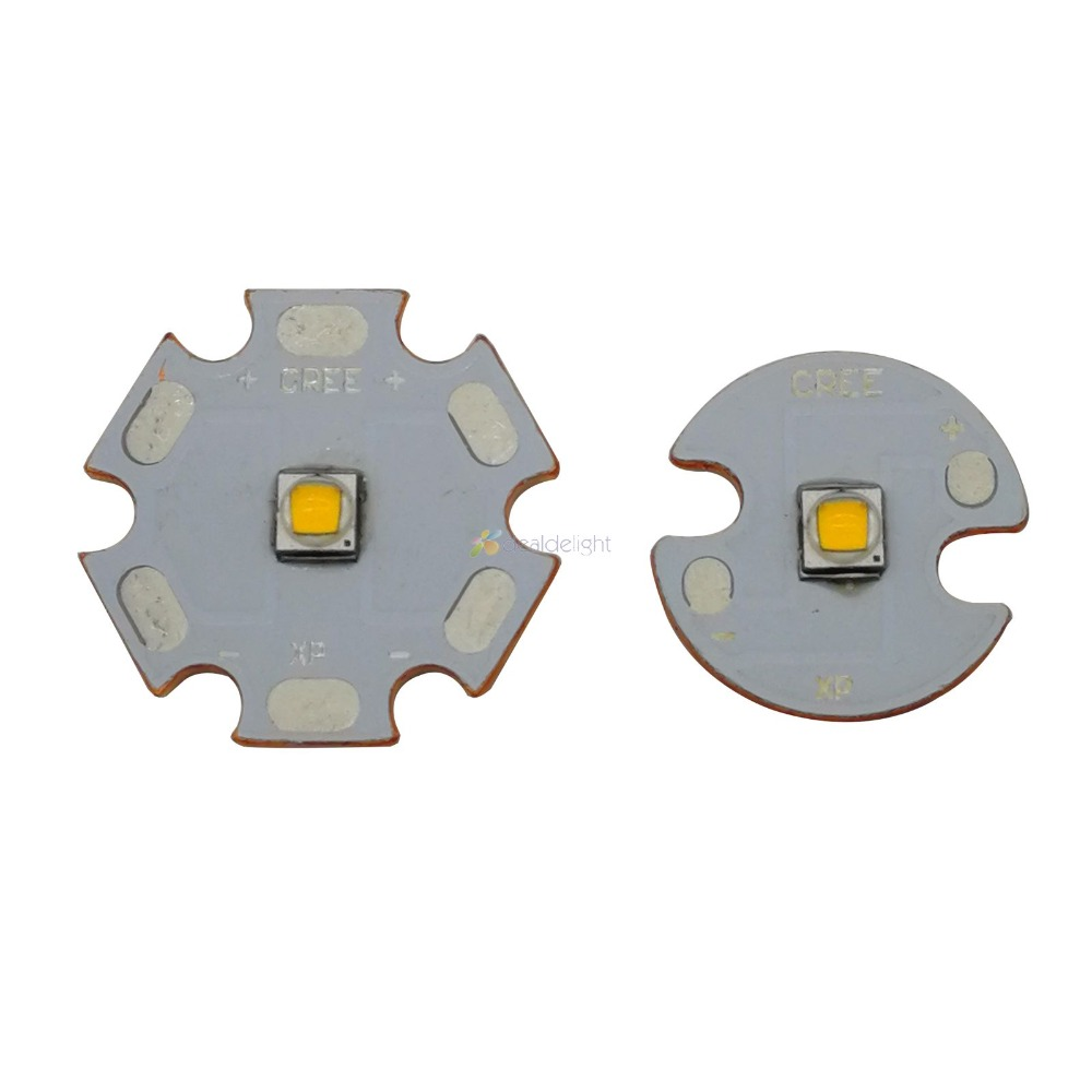 5pcs <font><b>Cree</b></font> XP-G2 <font><b>5W</b></font> High Power <font><b>LED</b></font> Emitter Diode XPG2 Cool White /Warm White /Neutral White 16mm 20mm Copper PCB image
