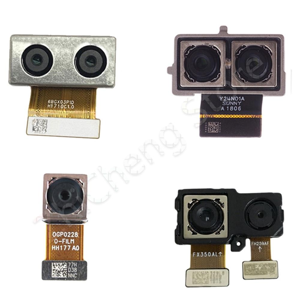 Main Back Rear Camera Flex For Huawei Honor 6 7 8 9 9i 10 Lite Plus Pro Back Rear Camera Flex Cable Original