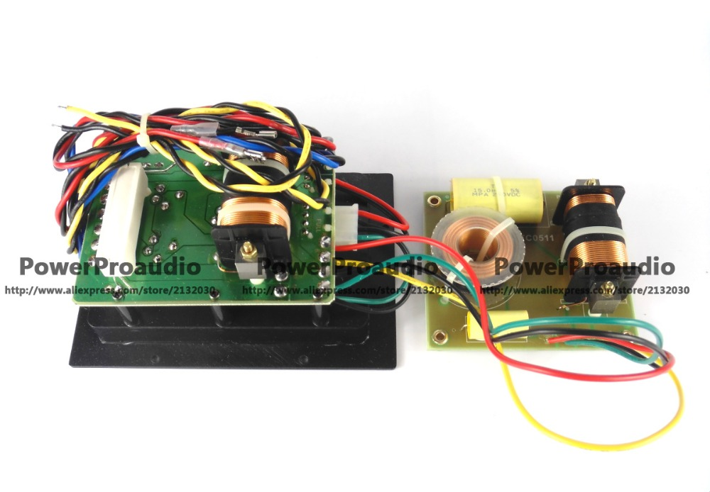 Brand New Replacement Crossover For Pv 30501582 For SP4 Speaker