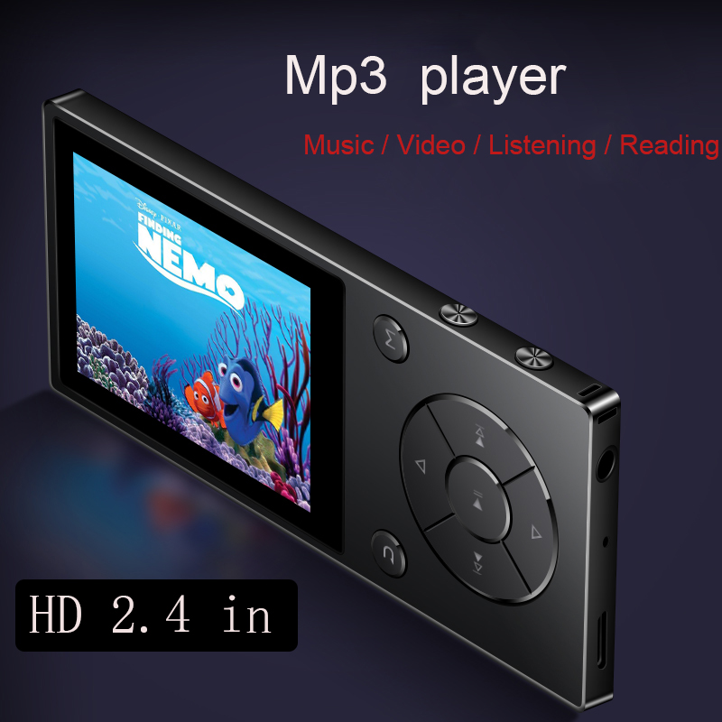 2018 New HIFI music lossless MP4player with Bluetooth 2.4 HD screen built-in speaker 16G MP4 music player SD card up to 128g 2018 hifi lossless music mp3 player with bluetooth 2 4 tft screen built in speaker music player support tf card up to 128g