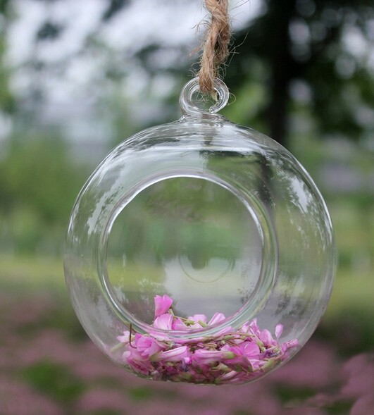 achetez en gros verre suspendu vase en ligne des grossistes verre suspendu vase chinois. Black Bedroom Furniture Sets. Home Design Ideas