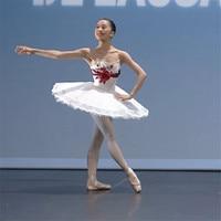 Adults Children Ballet Skirt Princess Dress Perfessional Ballet Costumes New Little Swan Tutu Dancewear Costume Party