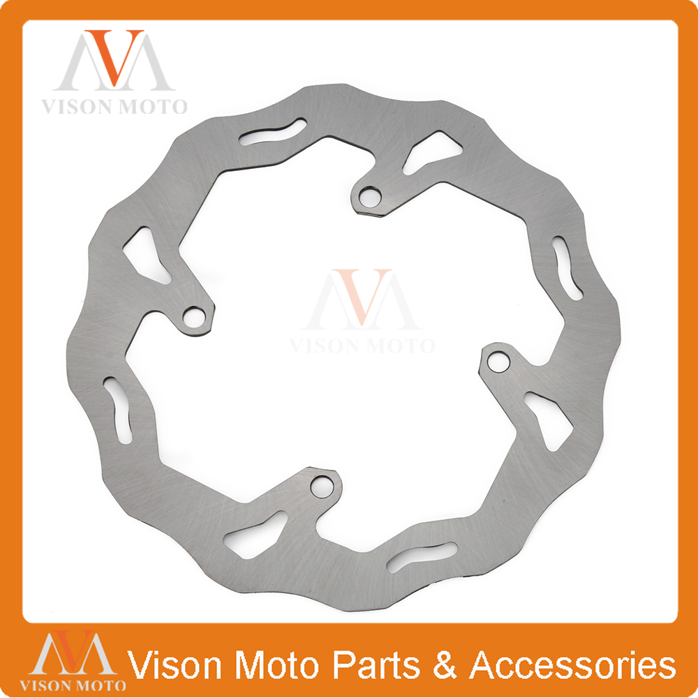 240MM Front MX Wavy Brake Disc Rotor For Suzuki RMZ250 RMZ450 RMX450 RMZ RMX Dirt Bike Motorcycle Enduro Motocross high quality 270mm oversize front mx brake disc rotor for yamaha yz125 yz250 yz250f yz450f motorbike front mx brake disc