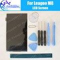 Leagoo M8 Pantalla LCD 100% Original Nueva Prueba de Alta Calidad LCD de Repuesto de Pantalla Para Leagoo M8 + herramientas + adhesivo