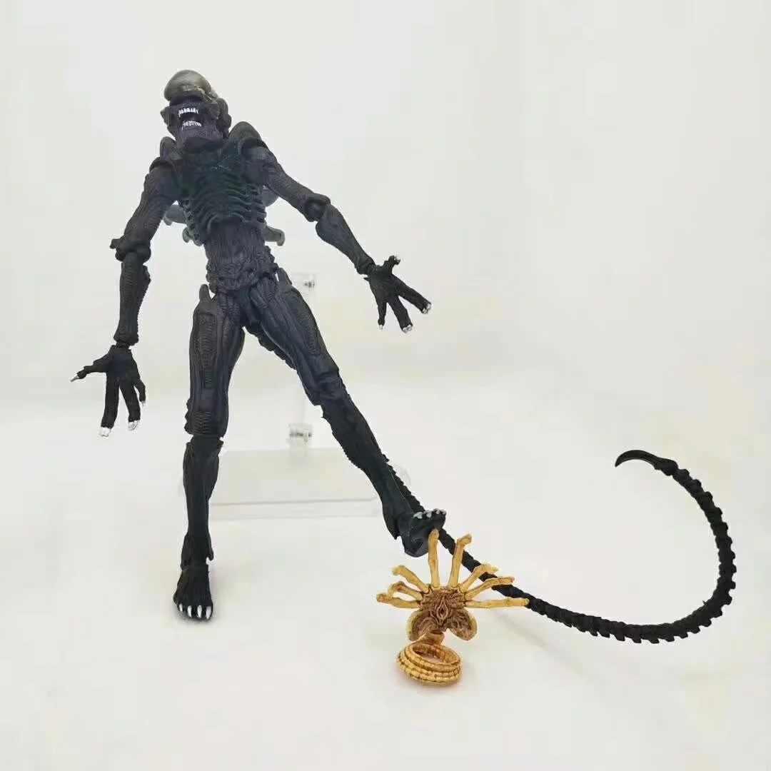 16 centímetros Anime figura Alienígena SP-108 Figma action figure collectible modelo brinquedos para meninos