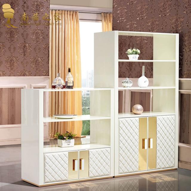 Italiaanse design meubelen woonkamer kast wit kleur mdf mode moderne ...