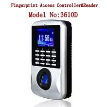 Best RFID Card Reader RS485 TCP/IP Communication Fingerprint Reader Access Controller For Password, ID Card, Fingerprint