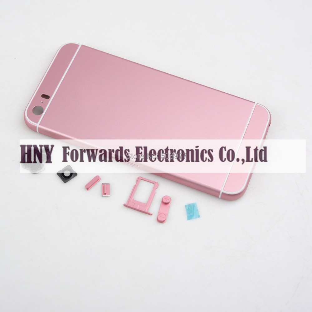 New! For iPhone 5s chassis back housing backcover in 6G style,5s ...