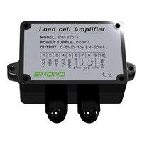 Load Cell Amplifier Weight Sensor Strain Gauge Amplifier 0 10V 4 20mA And 0 5V 4