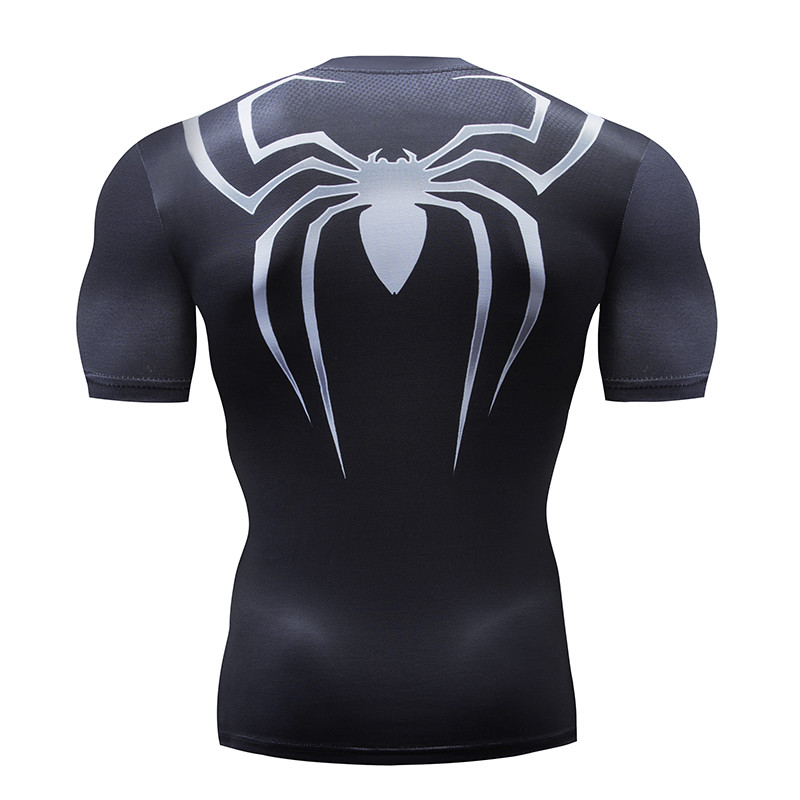 New 2019 Batman Spiderman Ironman Superman Captain America Winter soldier Marvel T shirt Avengers Costume Comics Superhero mens in T Shirts from Men 39 s Clothing