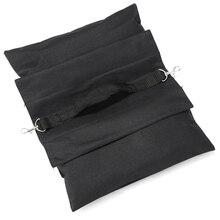 цена на Making Photo Studio Lighting Light Stand Boom Stand Sand Bag Photography Weight Sandbag Wear Oxford Cloth Frame Camera Accessory