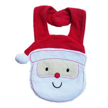 Baby Girl Boy clothes Overalls Children's Christmas Bandana Waterproof Kid Infant Animal Toddler Cartoon Saliva Towel Lunch Bibs(China)