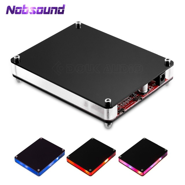 2020 New Nobsound Schumann Wave 7.83HZ Ultra low Frequency Pulse Generator for Relax/sleep Audio Visual Space
