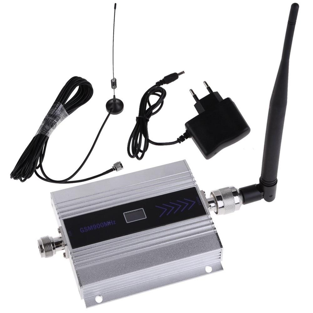 ЖК-дисплей Дисплей! 2 г 900 мГц GSM репитер GSM celulares телефон усилитель сигнала Мобильный телефон повторитель сигнала Усилители домашние с Телеви...