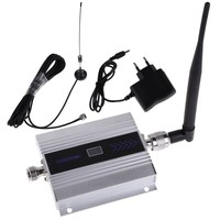 LCD Display 3G 900MHz GSM Repeater GSM Celulares Phone Signal Booster GSM Mobile Phone Signal Repeater