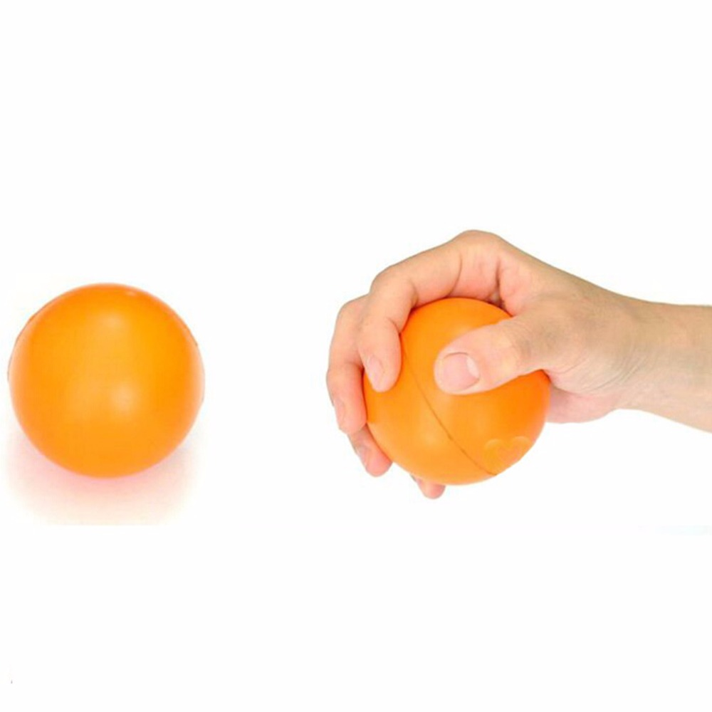 Health Care Beauty & Health 1pcs 7cm Reusable Stress Fidget Hand Relief Squeeze Foam Squish Balls Toy For Kids Children Hot Sale Sturdy Construction