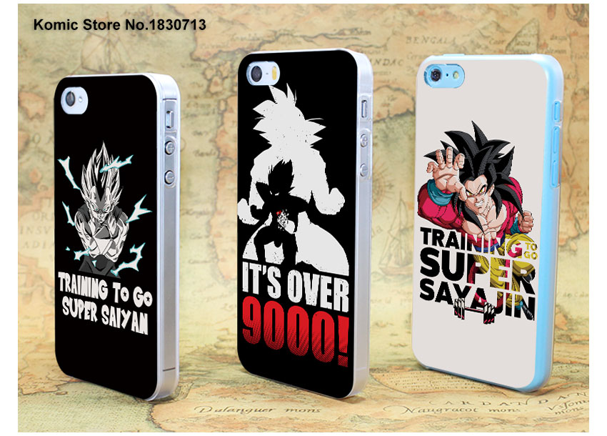 Dragon Ball Phone Cover Case for Apple iPhone