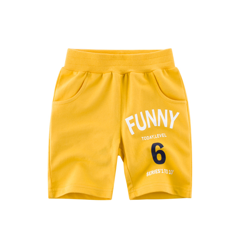 VIDMID Children's cotton shorts Summer Baby Boys Trousers Kids Shorts Baby Boy Girl Jeans Shorts Solid Kids trousers 4037 27 2
