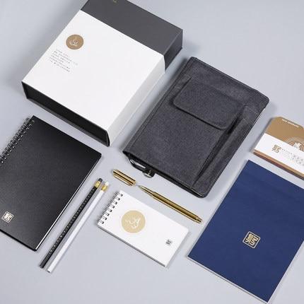 ZAMX Business Style Planner Briefpapierbenodigdheden. Reizen, School, - Notitieblokken en schrijfblokken bedrukken - Foto 1
