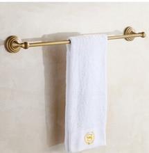 All copper The towel rack Bathroom hardware pendant