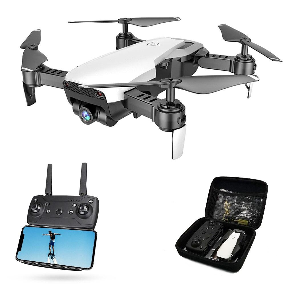 Nouveau Mondial Drone FPV Selfie Drone Pliable Drone avec Caméra HD 0.3MP 720 p Grand Angle Vidéo En Direct Wifi RC quadcopter Hélicoptère