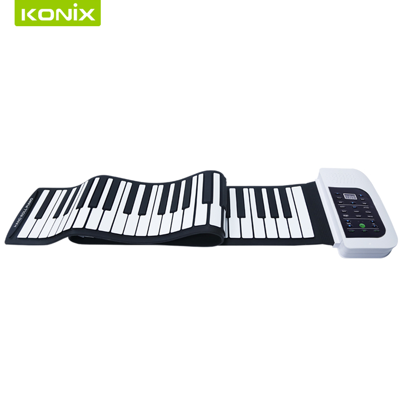 88 Tipke Fleksibilni silicijum Klavir s MIDI i zvučničkim - Glazbeni instrumenti - Foto 3