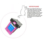 Color Remanufactured Ink Cartridge For HP301 301XL CH564EE DeskJet 1050 2050 2050s 2510 3050a 3510 D1010