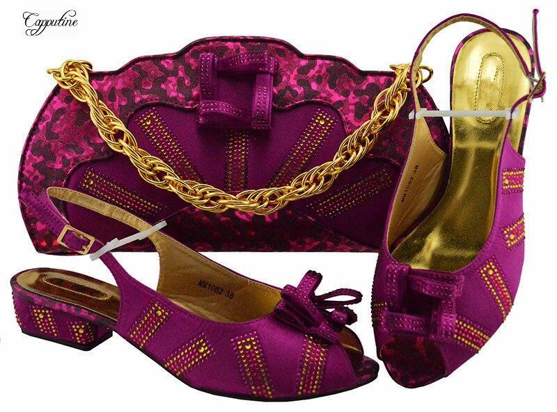 Pour Couleur Chaussures Beaucoup À Lady Soirée La Sac Argent Venir Main Mode Mm1082 Moyen Et Africain De Talon Nouveau Ensembles XHOvwxXn