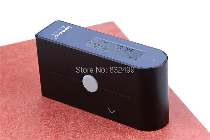 WG60G ASTM dan Standar ISO Presisi tinggi Gloss meter untuk marmer db3e755372