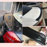 Car tail carbon fiber picture sports kit FOR Chevrolet Cruz volkswagen passat b5 ix35 hyundai ix25 chevrolet cruze