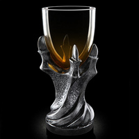 Dragon Claw Mug Game Of Thrones Mug Vodka Wine Goblet Glass Shot Cup Bear Whiskey Dragon